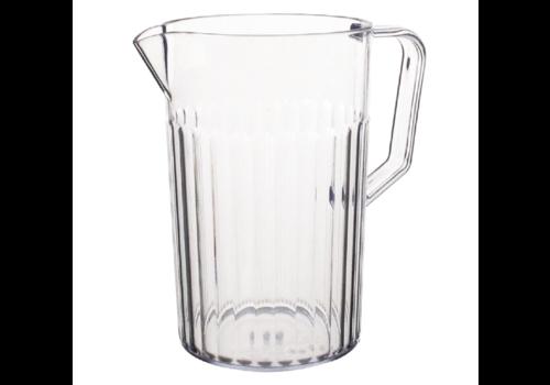 Olympia Carafe en polycarbonate cristal avec ligne de remplissage | 1,4 L