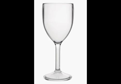 Olympia kristallon Verres à vin en polycarbonate Kristallon 30cl   lot de 12