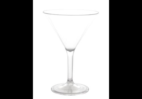 Olympia kristallon Verres à martini en polycarbonate | 30cl | Lot de 12