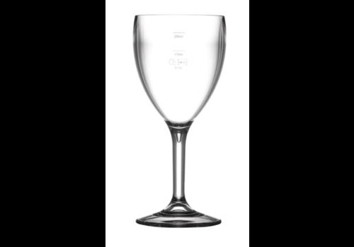 BBP verres à vin en polycarbonate | 31cl | Lot de 12