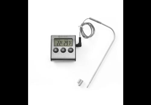 Hendi Thermomètre/minuteur pour rôtir | -50/250°c