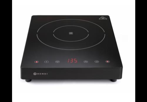 Hendi Plaque de cuisson à induction   293x373x(h)56mm