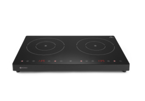 Hendi Plaque de cuisson à induction   608x370x(h)61mm