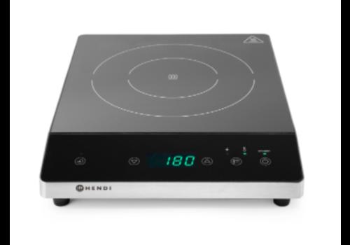 Hendi Plaque de cuisson à induction   294x374x(h)56mm
