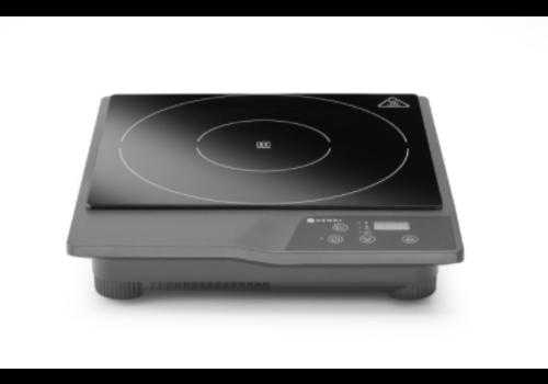 Hendi Plaque de cuisson à induction modèle 1800 | 1800W | 230V | 315x345x(h)70 mm