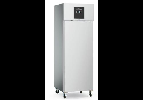 Ecofrost Réfrigérateur | 1 porte | gris