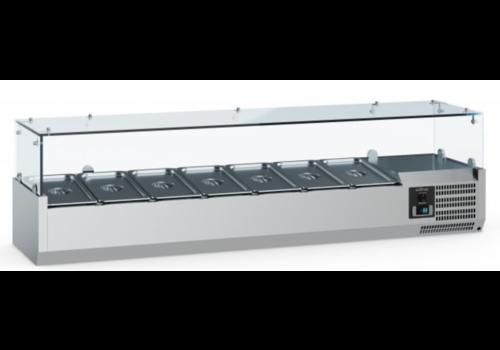 Ecofrost Réfrigérateur de comptoir | 850x311x165