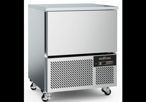 Ecofrost Refroidisseur à ventilation | 5X 1/1GN | Gris