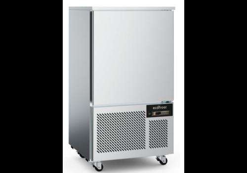 Ecofrost Refroidisseur à air | 7X 1/1GN | Gris