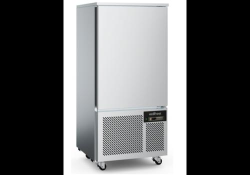 Ecofrost Refroidisseur à air | 9x 1/1GN | Gris