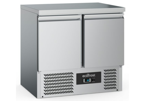 Ecofrost Table réfrigérée | 830x595x455
