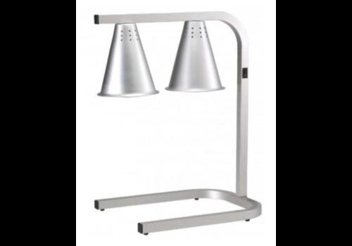 Saro Lampe chauffante double | 350x425x595mm