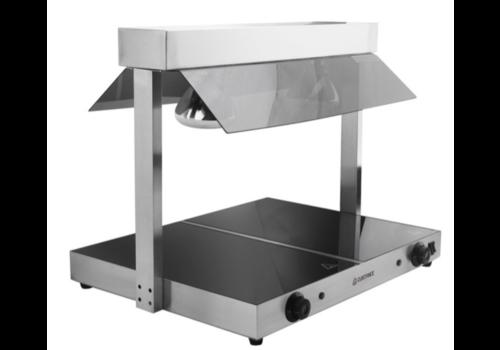 ProChef Plaque chauffante   730x580x550(h)mm