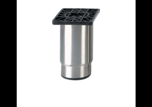 ProChef Pied réglable ecoline   H 115mm - 100x80mm