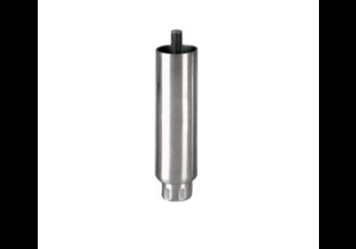 ProChef Pied réglable   H 150mm   m12x19   ø Tube : 41 mm