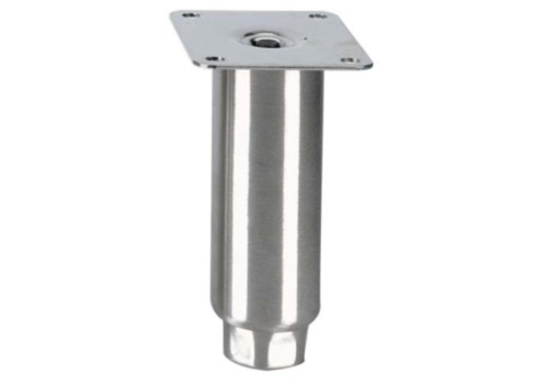 Pied réglable   150mmh   Ø Tube : 50mm