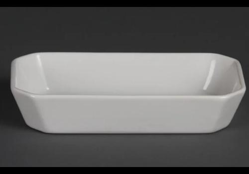 Olympia Plat d'amuse-bouche blanc |  185mm (6 pieces)