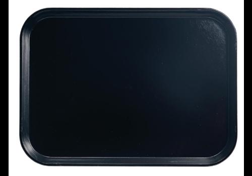 ProChef Plateau fibre de verre Camtray noir   45,7 cm