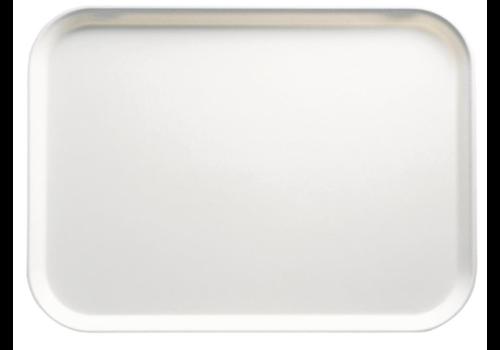 Cambro Plateau fibre de verre Camtray blanc | 45,7 cm
