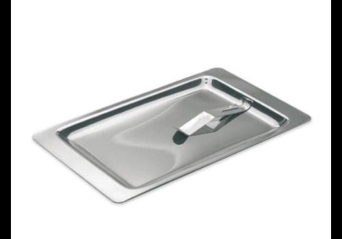 Bar Professional Plateau pour Addition en inox | 215x135mm