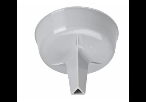 Bar Professional Entonnoir pour Filtrer les Résidus | Plastique | 110mm