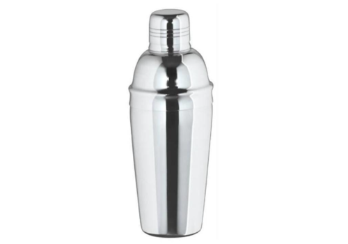 ProChef Shaker à Cocktail | 3 Pièces | Brillant | 0,7 L