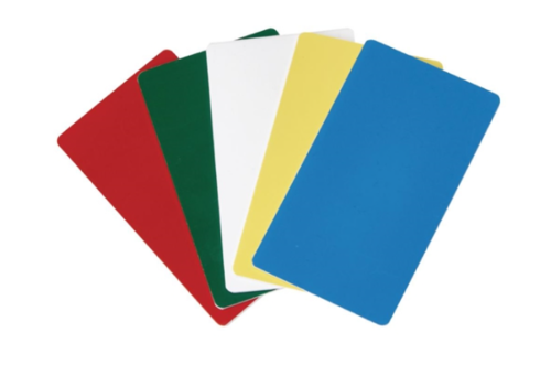 Cambro Etiquettes d'identification 5 couleurs pour Gobox