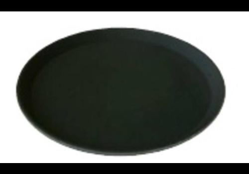 Bar Professional Plateau | Polypropylène | Anti-Dérapant | Ø 400mm