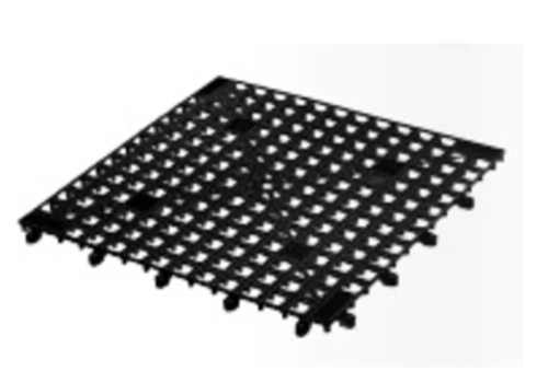 ProChef Tapis pour Verre | Assemblables | Noir | 330x330mm