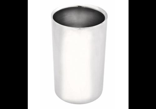 ProChef Rafraichisseur à Vin | Inox | Ø120x(h)200mm