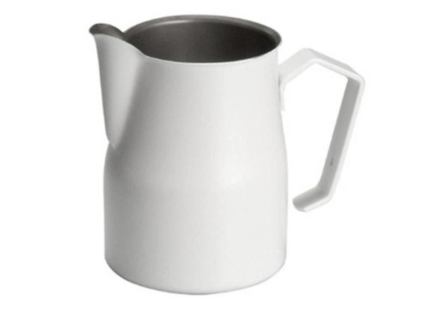 ProChef Pot à Lait | Moussant | Blanc | 75cl