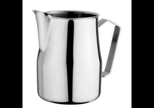Bar Professional Pot à lait   en Acier Inoxydable   100cl