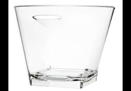 Bar Professional Vasque Champagne   Quadra  6/8 bouteilles   ø340 x(h)270 mm