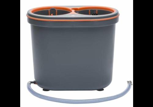Bar Professional Machine de Rinçage | Pour Verre | 280x410x (h)340mm