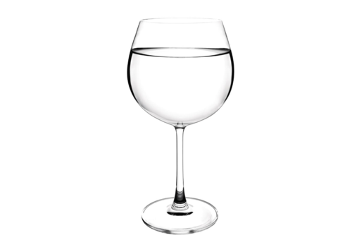 Olympia Verres en cristal | 210(H) x 108(Ø) mm | Par 6