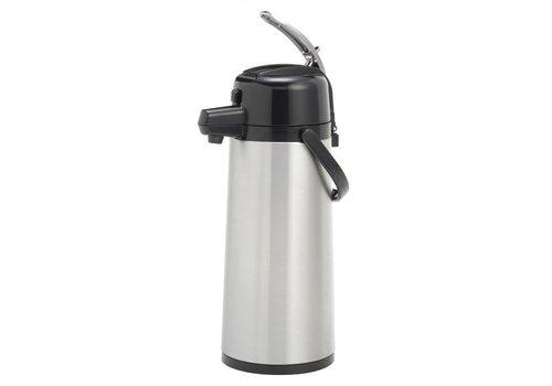Animo Bouteille isotherme à pompe pour machine à café mt100 2,10