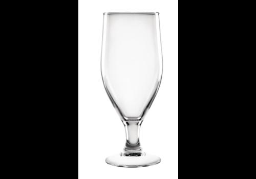 Olympia Verres à bière à pied  | 380ml | (lot de 6)