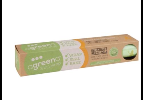 Emballages alimentaires réutilisables 3 en 1   300 x 450mm   (lot de 2)