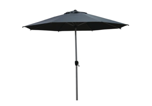 Parasol Lyon 3m gris