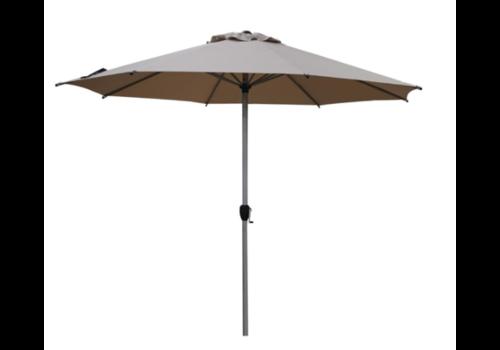 Parasol Lyon 3m sable