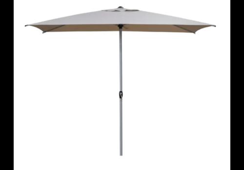 Parasol Sorara Lyon 2x3m sable