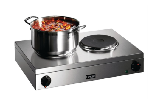 Lincat Plaque de cuisson électrique double Lynx   400 LBR2