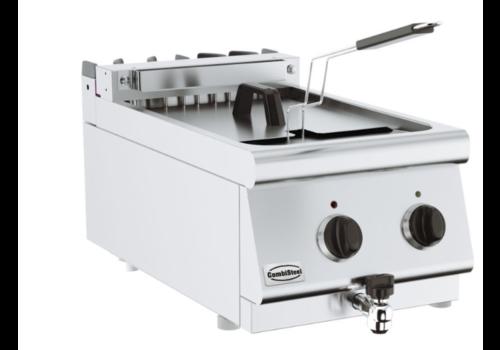 Combisteel Friteuse électrique 10 L | Base 700 | 400x700x300mm
