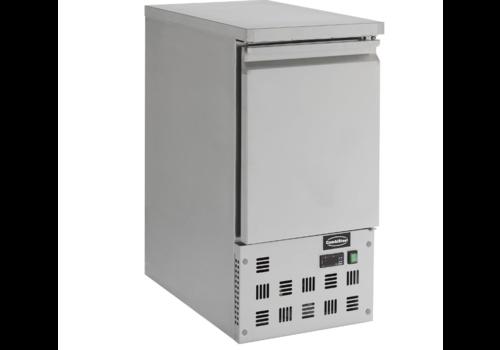 Combisteel Table réfrigérée 1 porte | 450x700x870mm