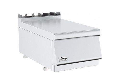 Combisteel Element Neutre Inox   400 ou 800 mm   Profondeur 700    400 x 700 x 300mm
