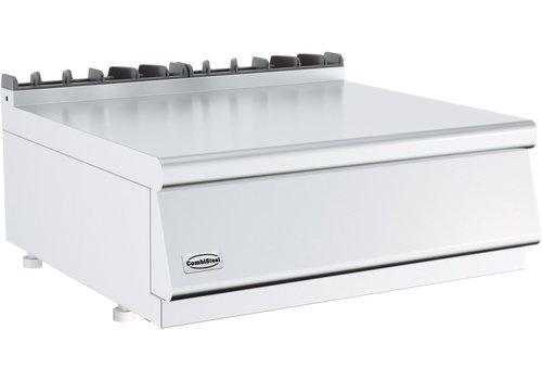 Combisteel Element Neutre Inox 400 ou 800 mm - Profondeur 700 - 800 x 700 x 300