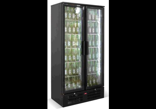 Combisteel Refrigerateur de bar haute   2 portes