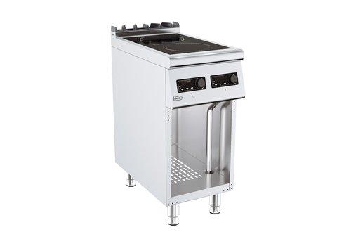 ProChef Cuisinière électrique à induction   2 plaques   43kg  