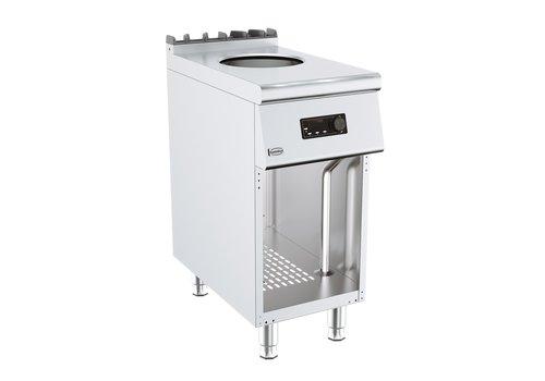 ProChef Cuisinière wok à induction   Électrique   5 kW  