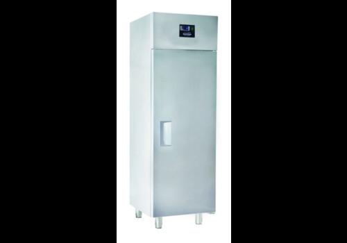 ProChef Réfrigérateur à poissons   1 porte   Acier inox   400 LTR
